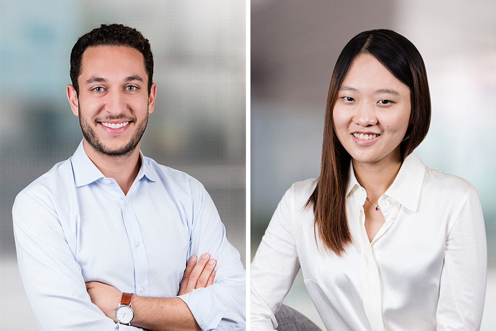Hong Kong corporate headshots | for Arbor Ventures, by Tracy Wong