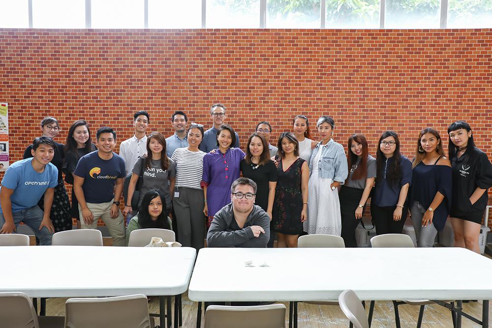OWN Academy at American International School | Mentors and Workshop Leaders