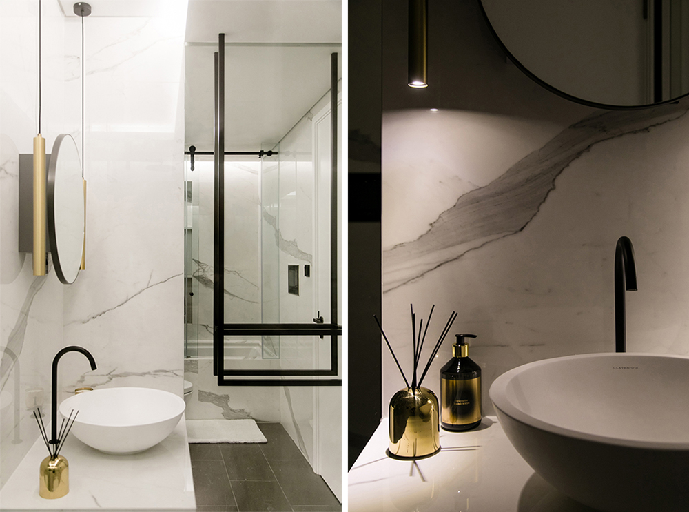 Bathroom with circadian design | Liquid Interiors Hong Kong