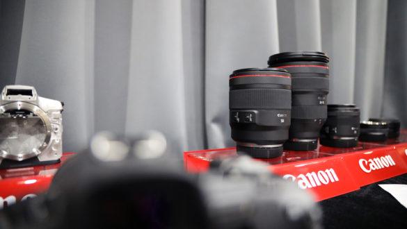 Canon EOS RF Mount Lenses