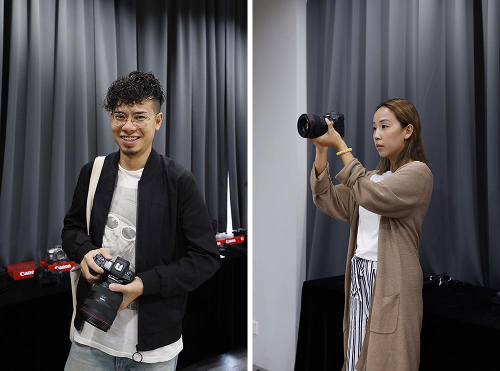 Testing Canon EOS R camera | Canon Hong Kong