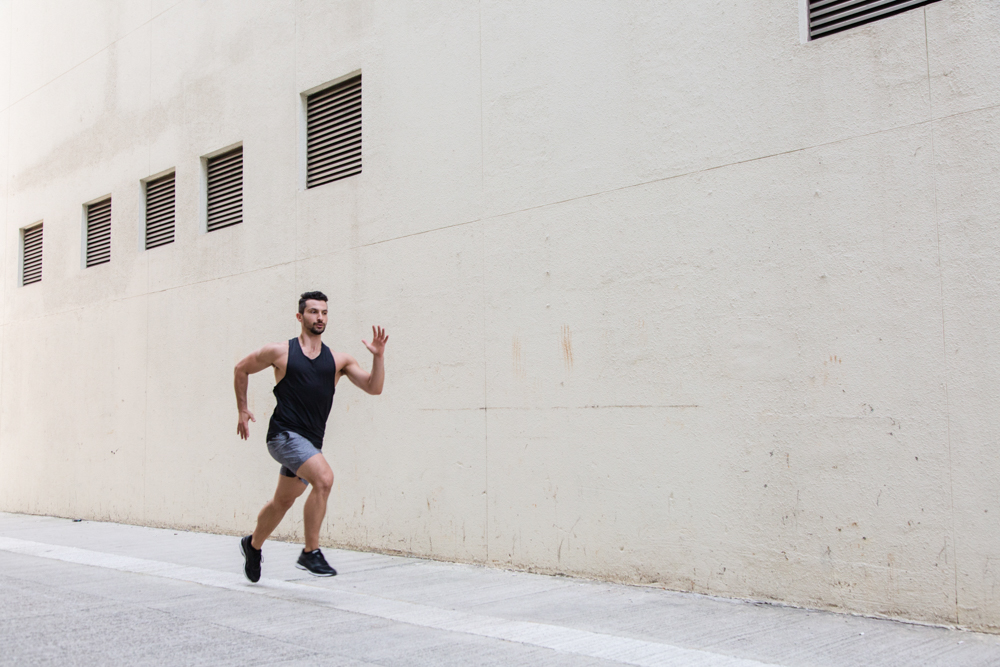 Power and speed | James Theos | Hong Kong fitness photographer | by Tracy Wong