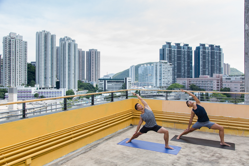 Lululemon | Sportswear | Hong Kong Yoga Instructors
