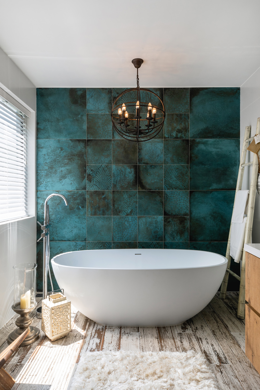 Textured Tiles in the Bathroom | Interior Photographer Hong Kong