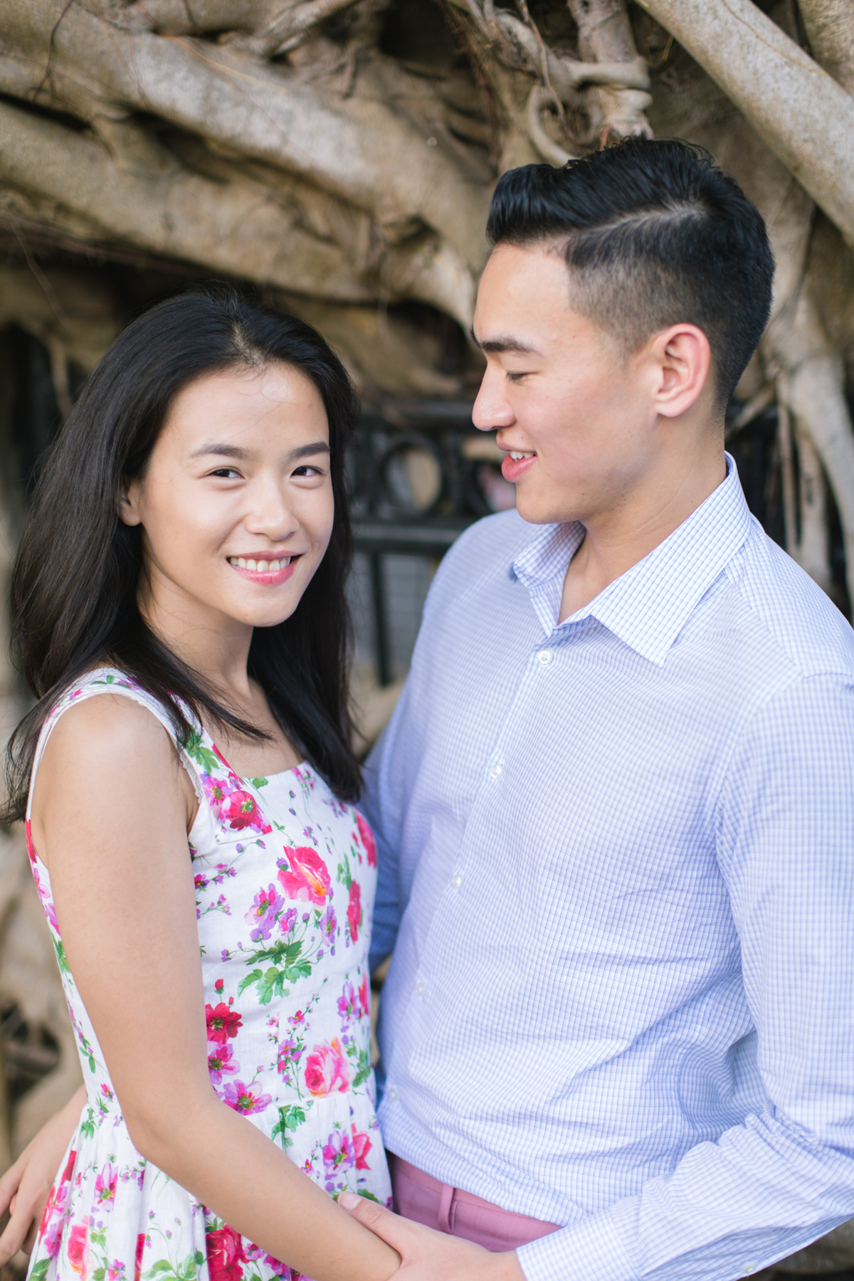 Natural Smiles | Casei and Patrick | Hong Kong engagement