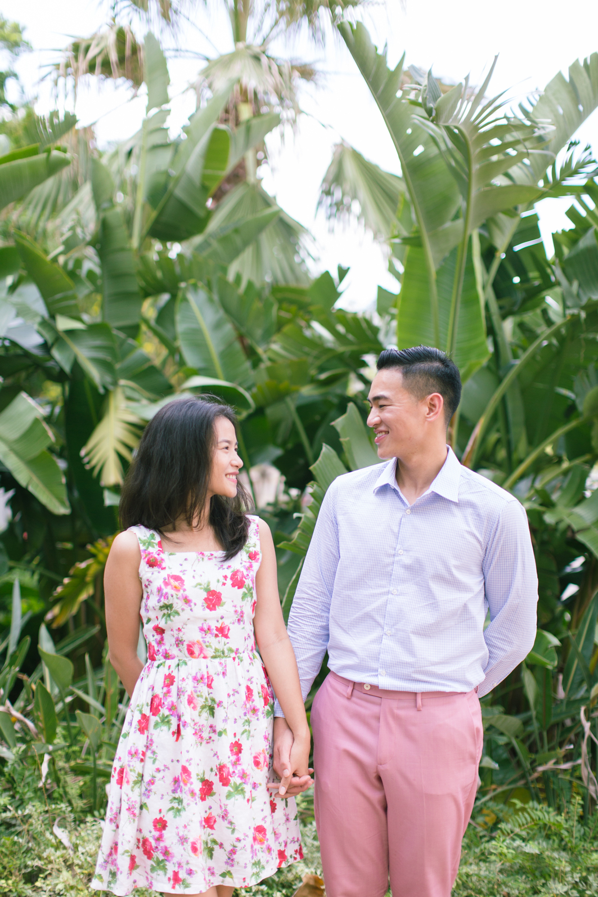 Casei and Patrick | Proposal Portrait Session | Tracy Wong Photography