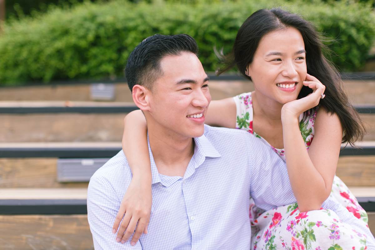 Happy Couple | Engagement Photographer Hong Kong