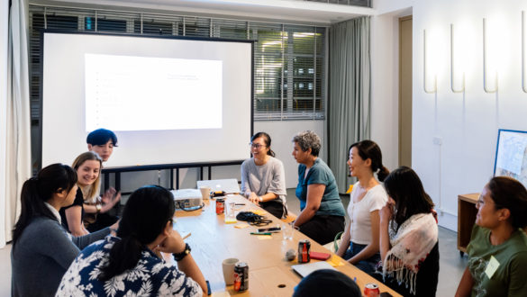 Workshops at The Hive Spring | Hosted by Tracy Wong | Wong Chuk Hang, Hong Kong