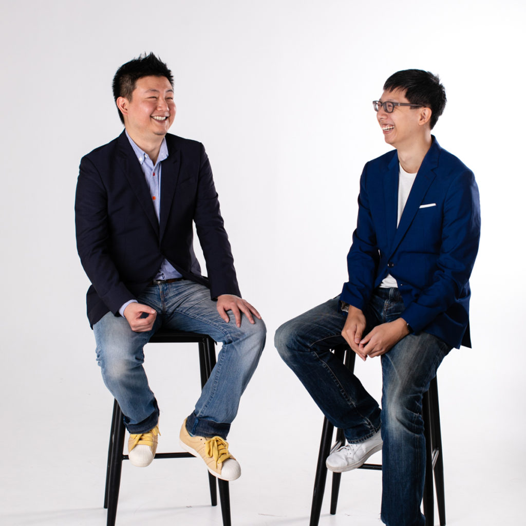 Tech Entrepreneurs Headshots - Hong Kong